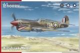 SPECIAL HOBBY 1/72 Curtiss Kittyhawk MkIA