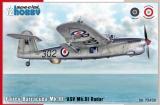 SPECIAL HOBBY 1/72 Fairey Barracuda MkIII avec radar
