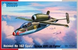 SPECIAL HOBBY 1/72 Heinkel He162A