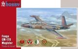 """SPECIAL HOBBY 1/72 Fouga CM170 """"exotique"""""""