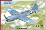 SPECIAL HOBBY 1/72 Brewster SB2A4 Buccaneer