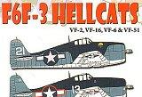 SUPERSCALE 1/48 Grumman F6F3 Hellcat