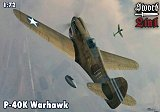 SWORD 1/72 Curtiss P40K