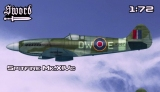 SWORD 1/72 Supermarine Spitfire MkXIV (3 kits)