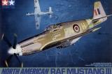 TAMIYA 1/48 North-American Mustang MkIII