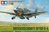 TAMIYA 1/72 Messerschmitt Bf109G6