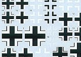TECHMOD 1/48 Allemagne croix balkaniques