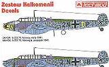 TECHMOD 1/48 Messerschmitt Bf110D