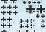 TECHMOD 1/72 Allemagne croix balkaniques