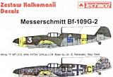 TECHMOD 1/72 Messerschmitt Bf109G2 finlandais