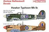 TECHMOD 1/72 Hawker Typhoon