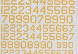 TECHMOD 1/72 USAAF codes jaunes