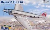 VALOM 1/72 Heinkel He119 V4