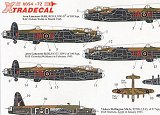 XTRADECAL 1/72 RAF bombardiers pt1