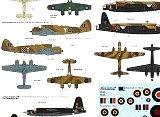 XTRADECAL 1/72 RAF bombardiers