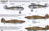 XTRADECAL 1/72 RAF bataille de Malte