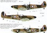 XTRADECAL 1/72 Supermarine Spitfire MkI/II