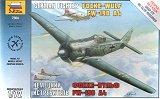 ZVEZDA 1/72 Focke-Wulf Fw190A4